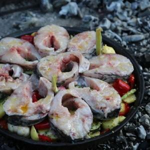 Мясо, рыба, овощи, грибы
